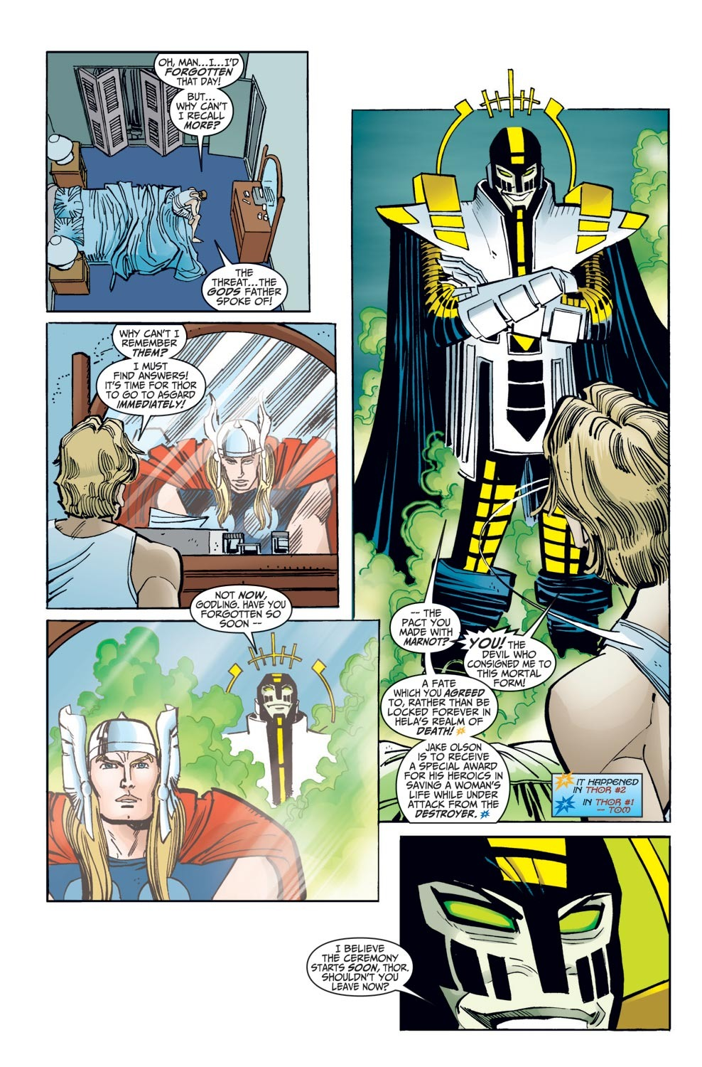 Thor (1998) Issue #6 #7 - English 6