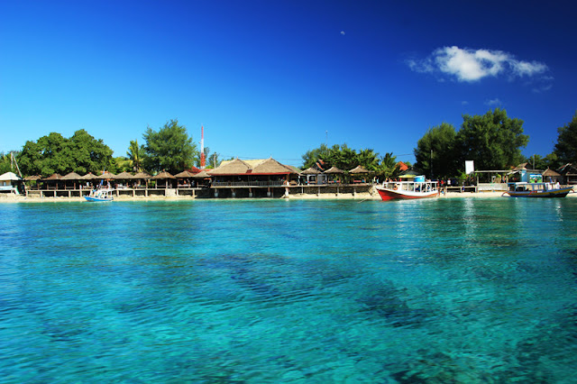Tempat Wisata Gili Trawangan Lombok