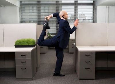 How To Stay Active At Work