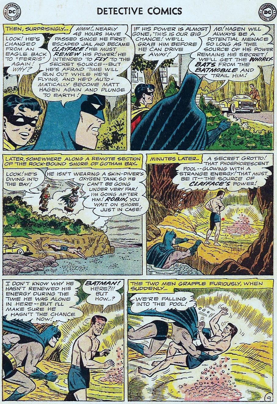 Detective Comics (1937) 312 Page 11