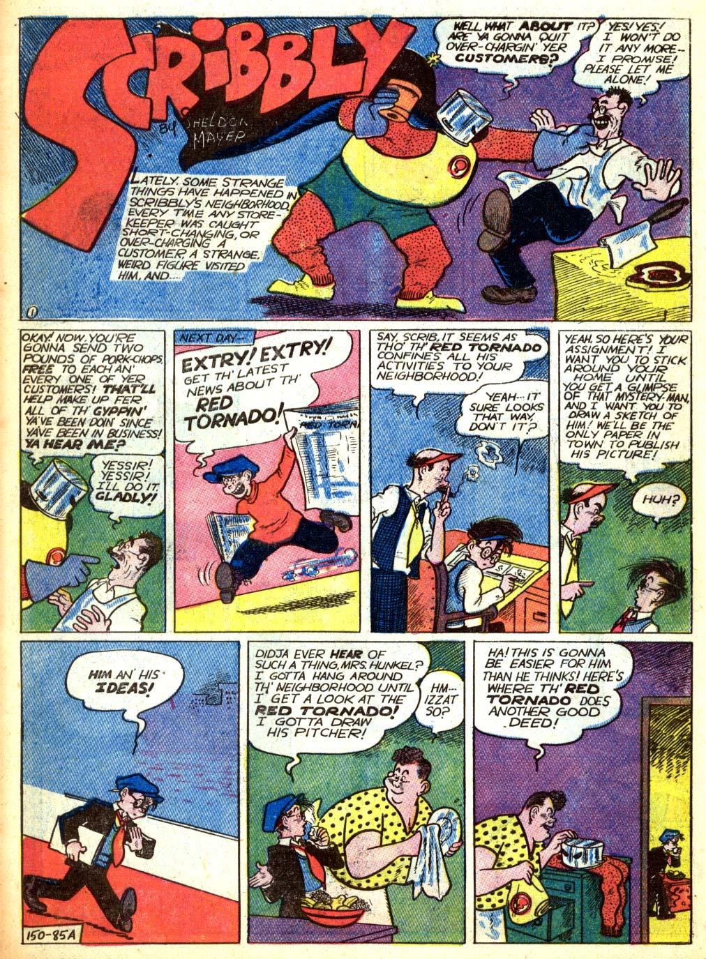 Read online All-American Comics (1939) comic -  Issue #22 - 13