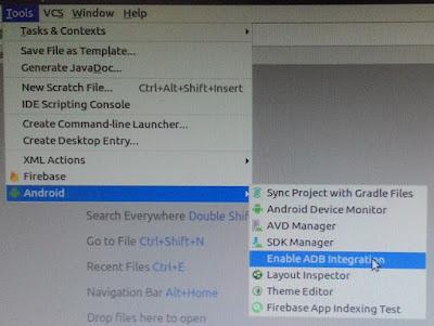 Session 'app': Error Installing APK Android Studio