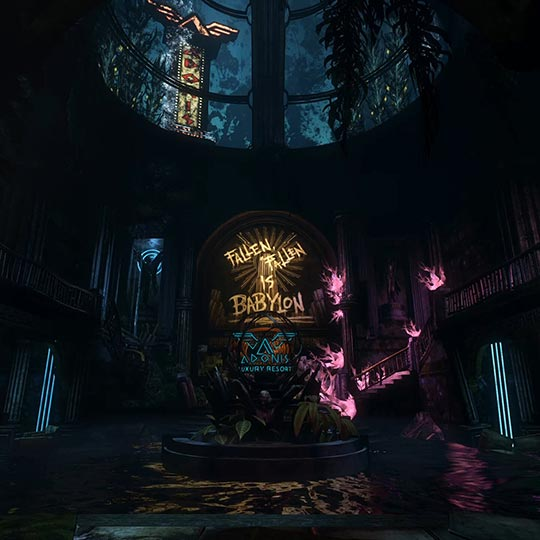 Bioshock 2 Remastered Wallpaper Engine