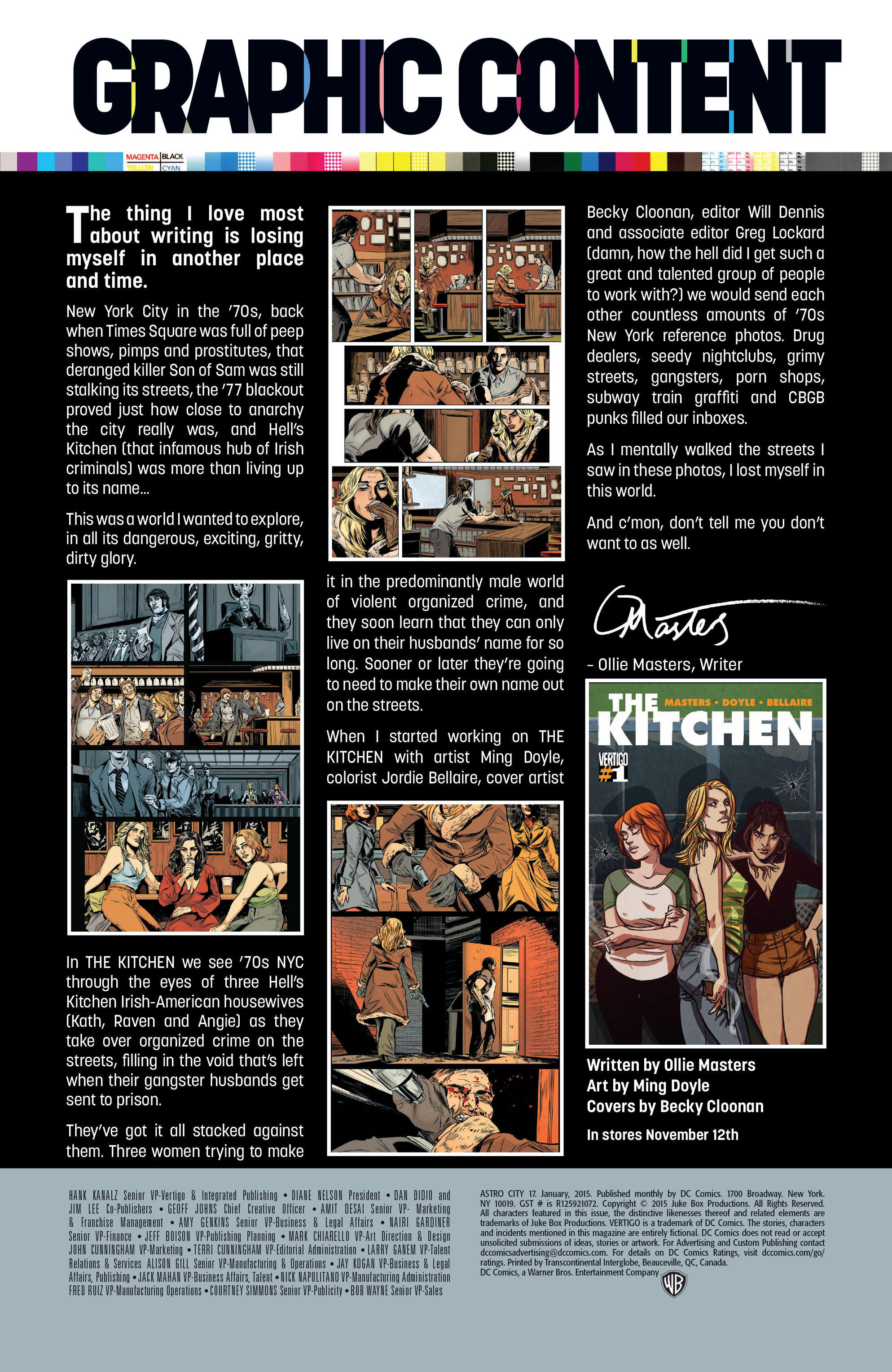 Read online Astro City comic -  Issue #17 - 27