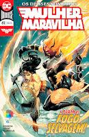 DC Renascimento: Mulher Maravilha #49