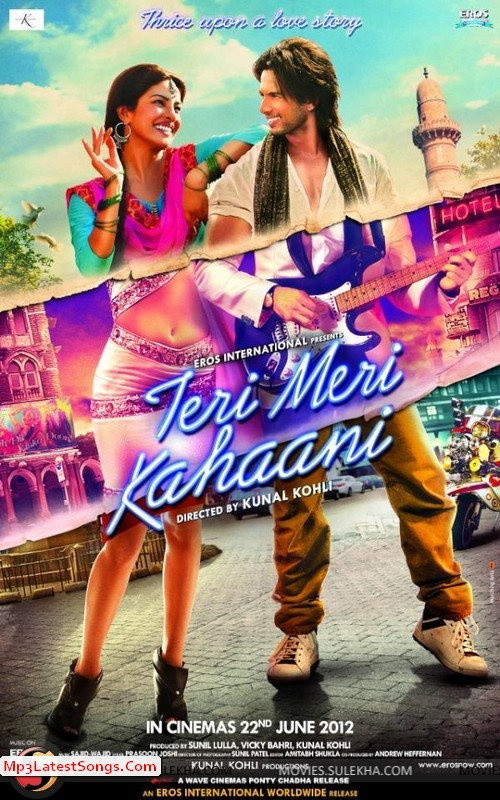 Teri meri kahaani movie wallpaper 40190 glamsham.