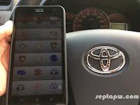 Cara Menggunakan Scanner Mobil pada Toyota Avanza - Scanner Easy Diag