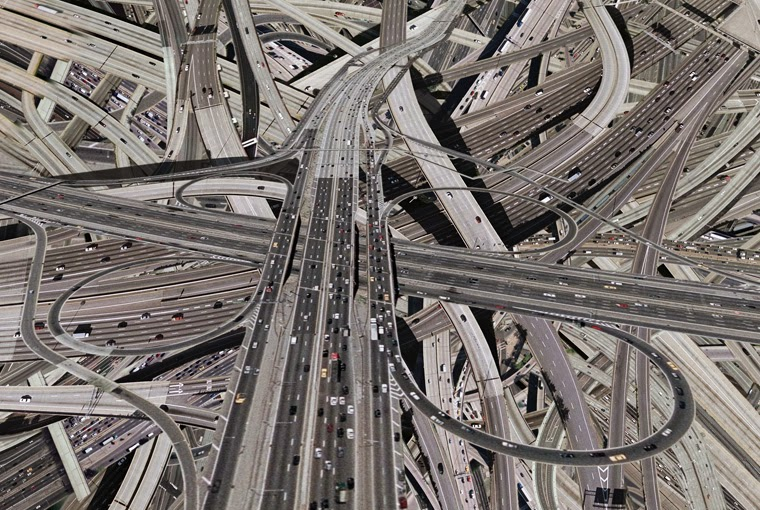 Image result for a complicated road