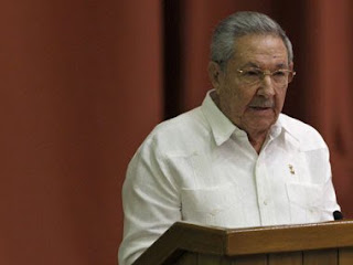 Raul Castro confirms decision to step down next year