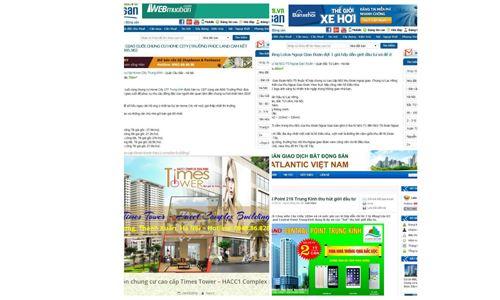 Nhà đất Thủ đô 'nháo nhác' theo gói 30.000 tỷ