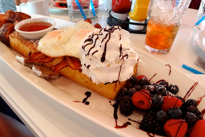 Serendipity 3 French Toast Log