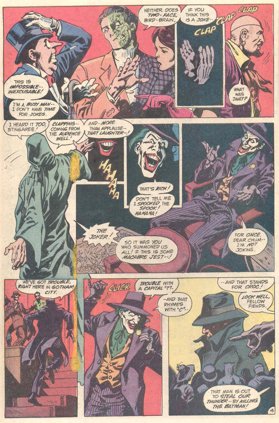 Detective Comics (1937) 526 Page 4