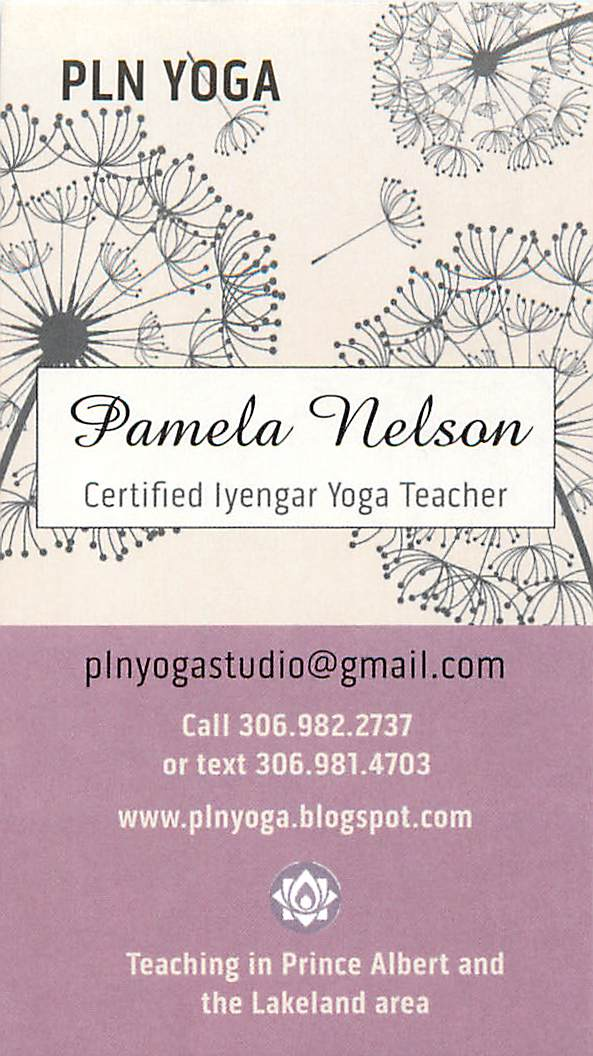 Pln yoga studio pamela nelson pln yoga new business cards pln yoga new business cards postcards and flyers reheart Images