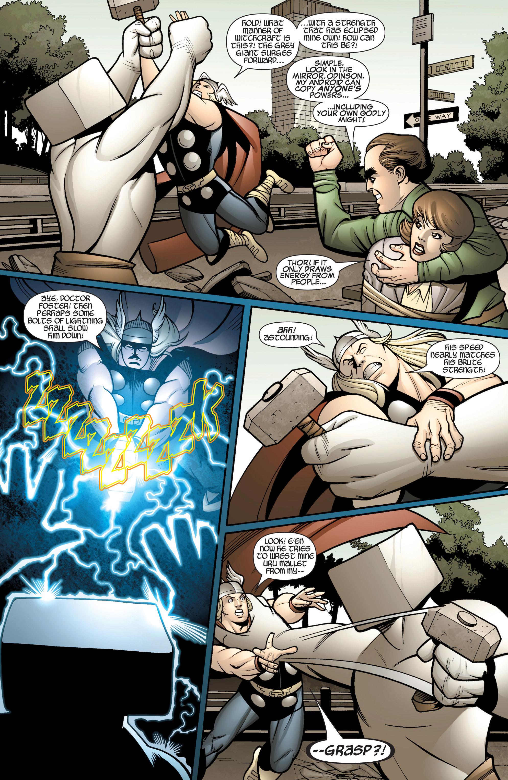 Read online She-Hulk (2005) comic -  Issue #14 - 10