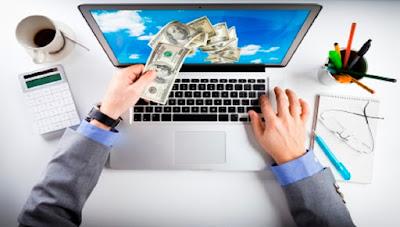 Tips buat Anda jika ingin mendapatkan penghasilan rutin dari bisnis online.