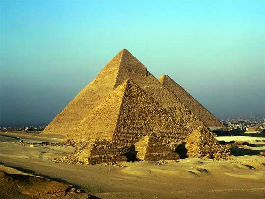vol égypte caire