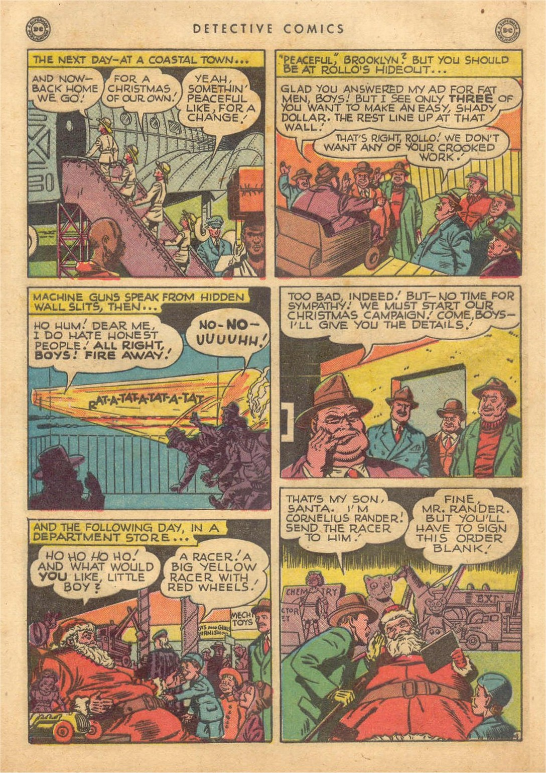 Read online Detective Comics (1937) comic -  Issue #132 - 40