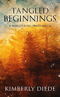 Tangled Beginnings - a twisty tale of family intrigue book promotion Kimberly Diede