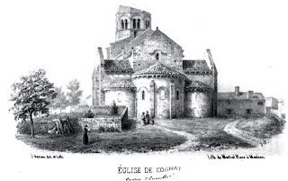 patrimoine de l'Allier église de Cognat