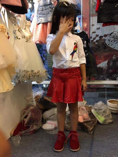 Những lưu ý khi chọn quần áo trẻ em xuất khẩu phù hợp với giá sỉ rẻ nhất như thế nào?