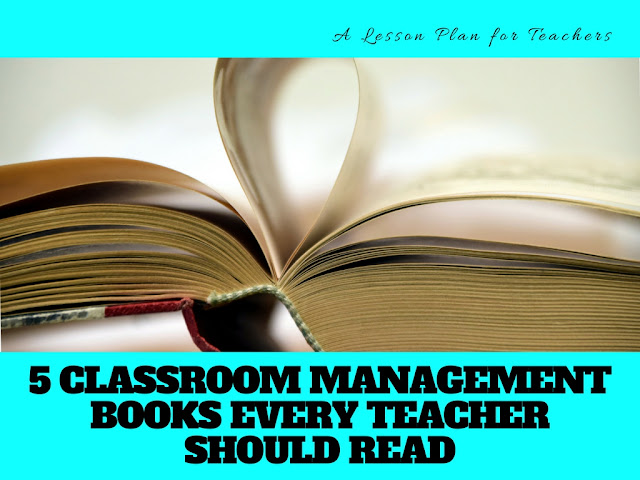 Whether you are a new teacher or you've been in the teaching profession forever, these classroom management books are the perfect summer reads to help you start off the new school year on the right foot with your classes. I'm really partial to the last one!