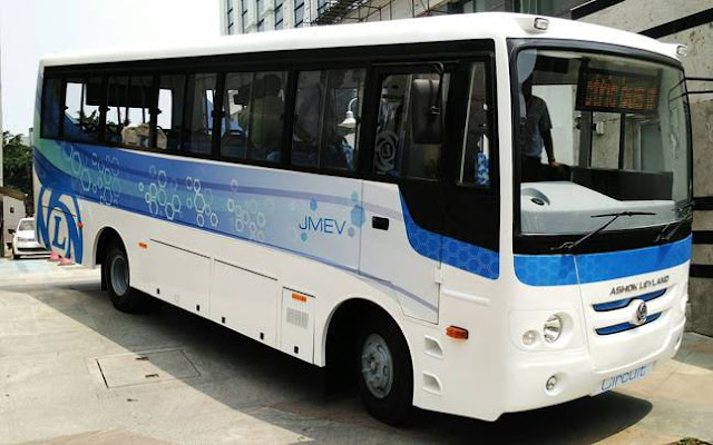 Ashok Leyland electric Bus