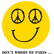 DON'T WORRY BE PARIS...