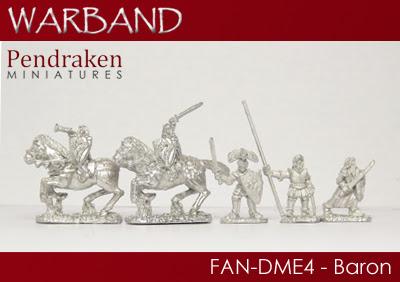 FAN-DME4   5-man Baron Group