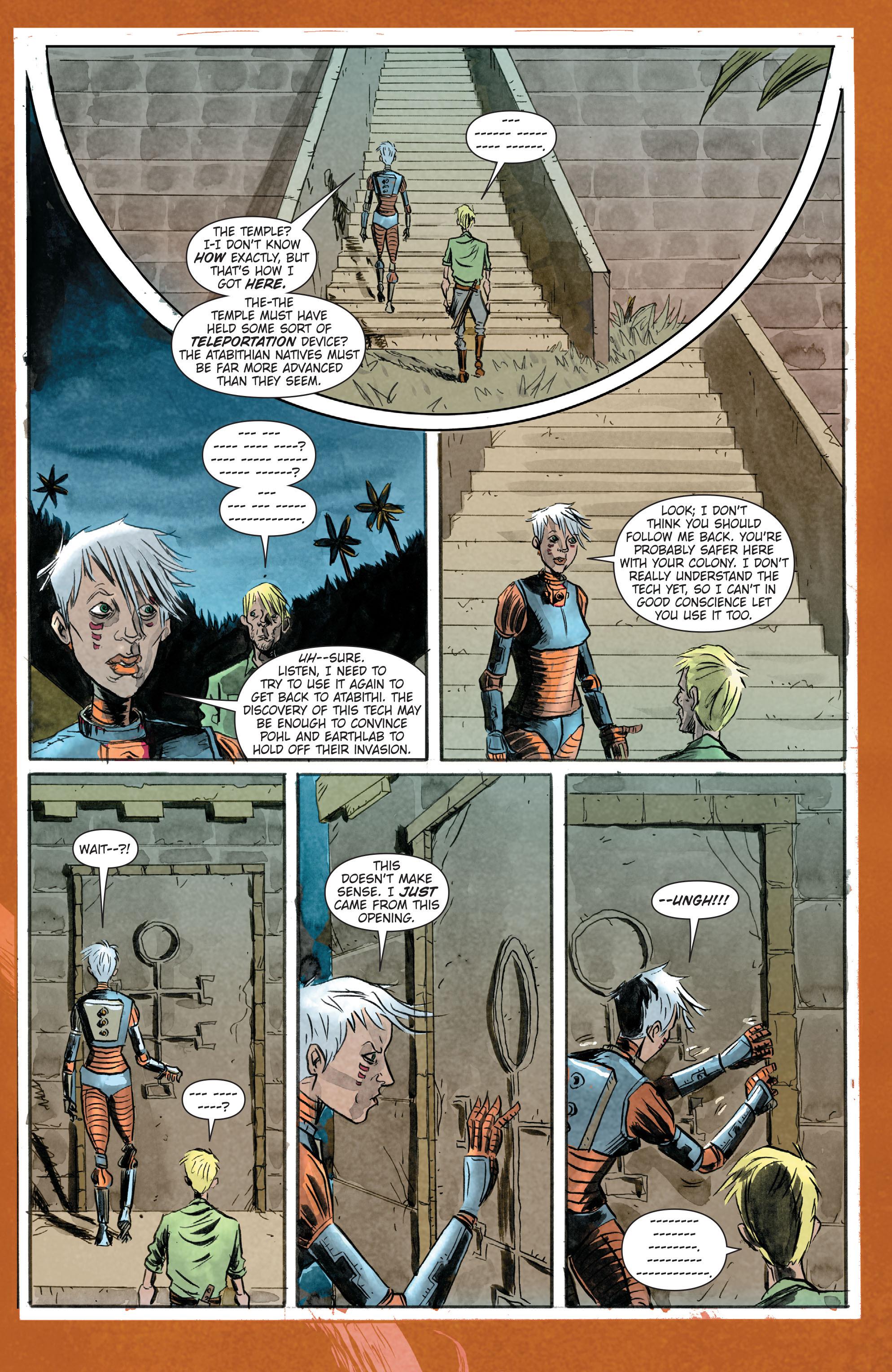 Read online Trillium comic -  Issue # TPB - 40