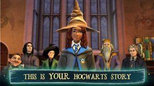 Harry Potter Hogwarts Mystery APK MOD Android Terbaru 2018