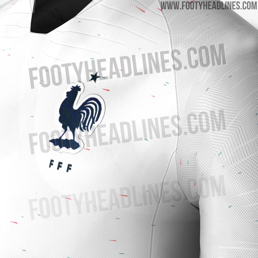 2f92410254e France 2018 World Cup Away Kit Leaked
