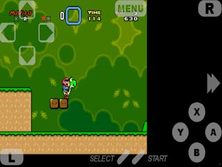 Super Mario World 超級瑪俐歐世界