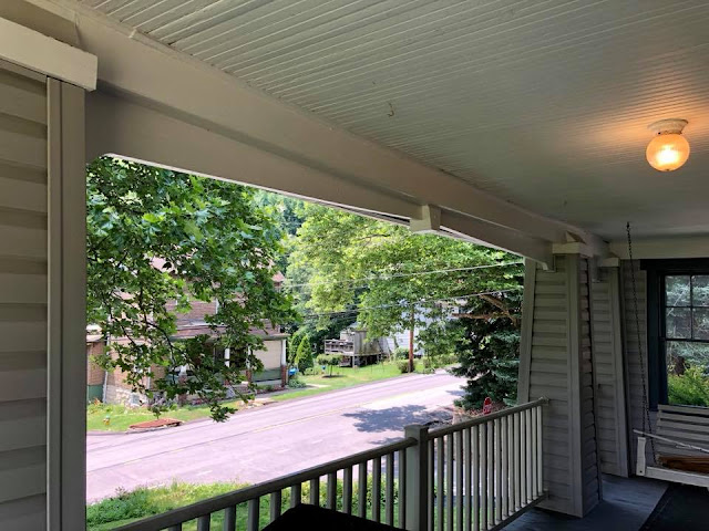 keystone element Sears Sunbeam front porch