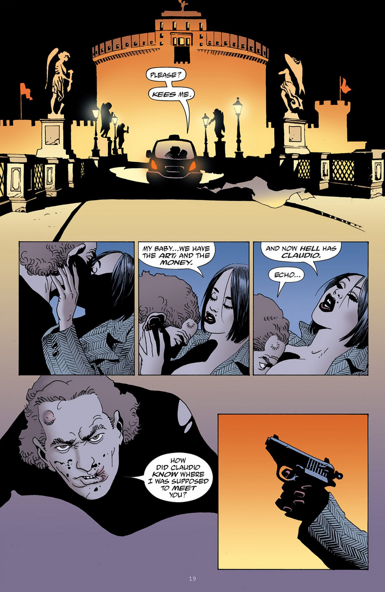 Read online 100 Bullets comic -  Issue #83 - 20