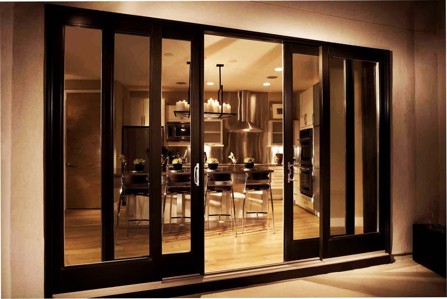 Exterior Sliding Glass Door