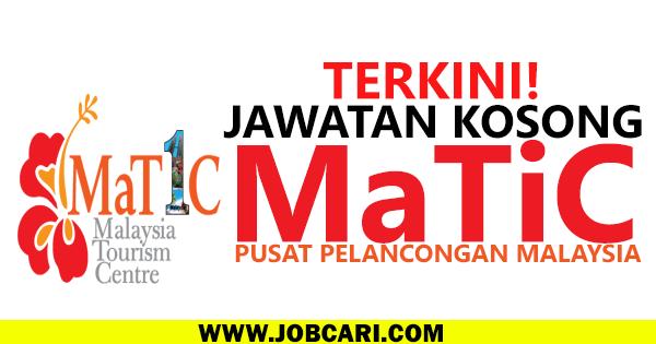 JAWATAN KOSONG DI PUSAT PELANCONGAN MALAYSIA KUALA LUMPUR 2016