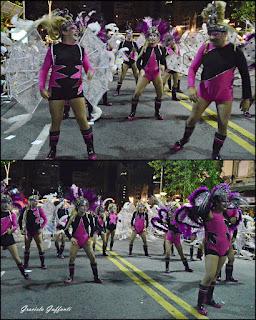 Desfile Inaugural del Carnaval. Uruguay. 2017. Humoristas Los Chobys