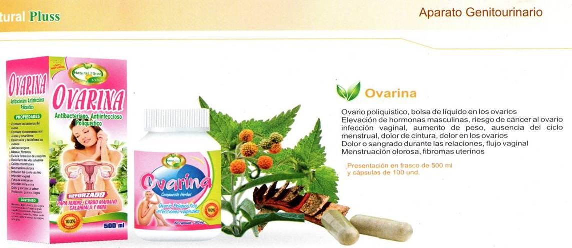 ovarina plus para enfermedades de la mujer natural plus mas natural