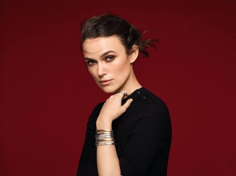 Keira Knightley stars in the Chanel Coco Crush Campaign