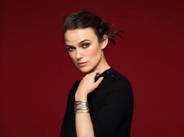 Keira Knightley stars in the Chanel Coco Crush Campaign