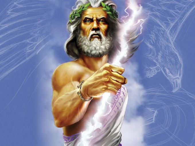 Οι θεοί του Ολύμπου - Ενότητα 1 - Η Δημιουργία του Κόσμου
