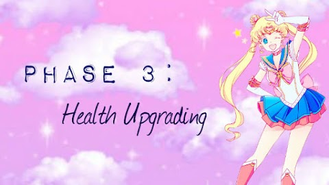 New Years Prep- Phase 3- Health Upgrade!