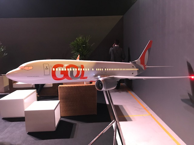 Boeing 737-8 MAX GOL