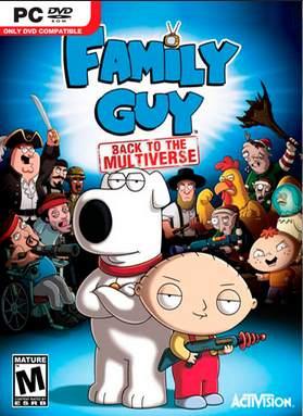 Descargar Family Guy Back to the Multiverse el juego para pc full español mega y google drive.