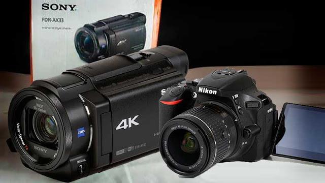 Qué cámara de vídeo me compro: consejos para reportajes, videoblog o youtube