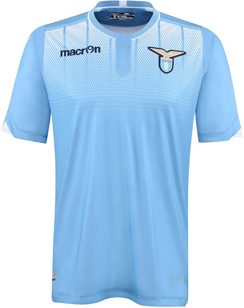 9d5df14aac3 The new SS Lazio 2015-2016 Away Kit is main black with a stunning sky blue  eagle printed across the front and sleeves, similar to last season's 115th  ...