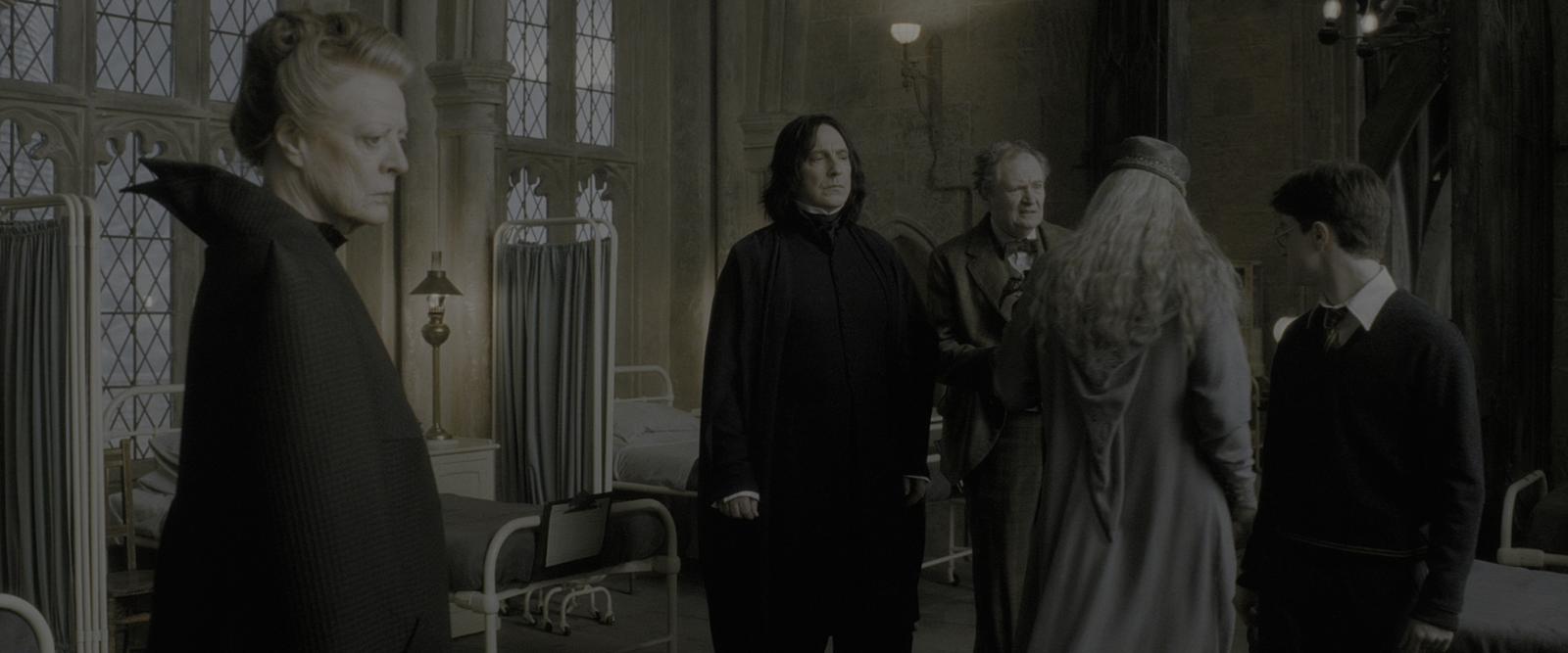 Harry Potter y el Misterio del Príncipe (2009) 4K UHD [HDR] Latino - Castellano - Ingles captura 3