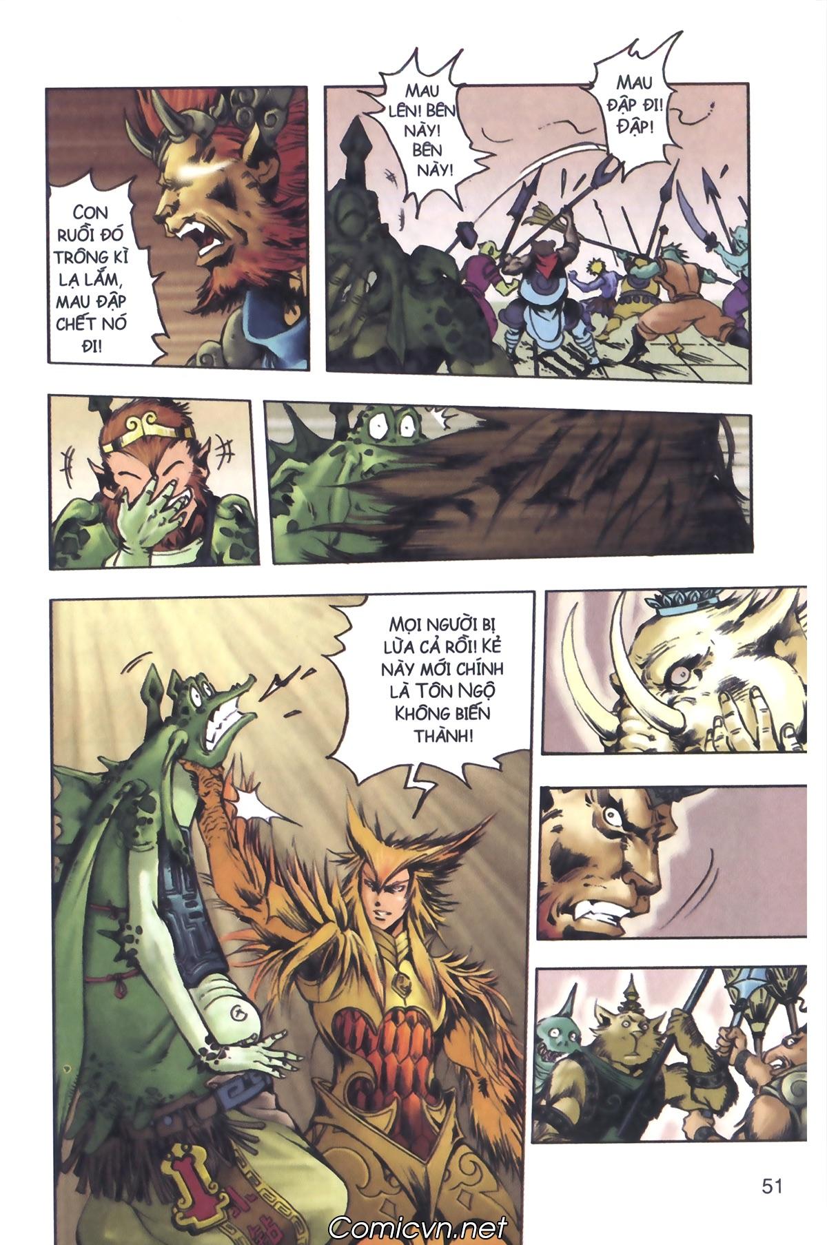 Tây Du Ký màu - Chapter 120 - Pic 11