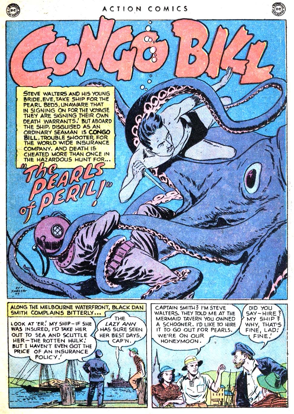 Action Comics (1938) 134 Page 26