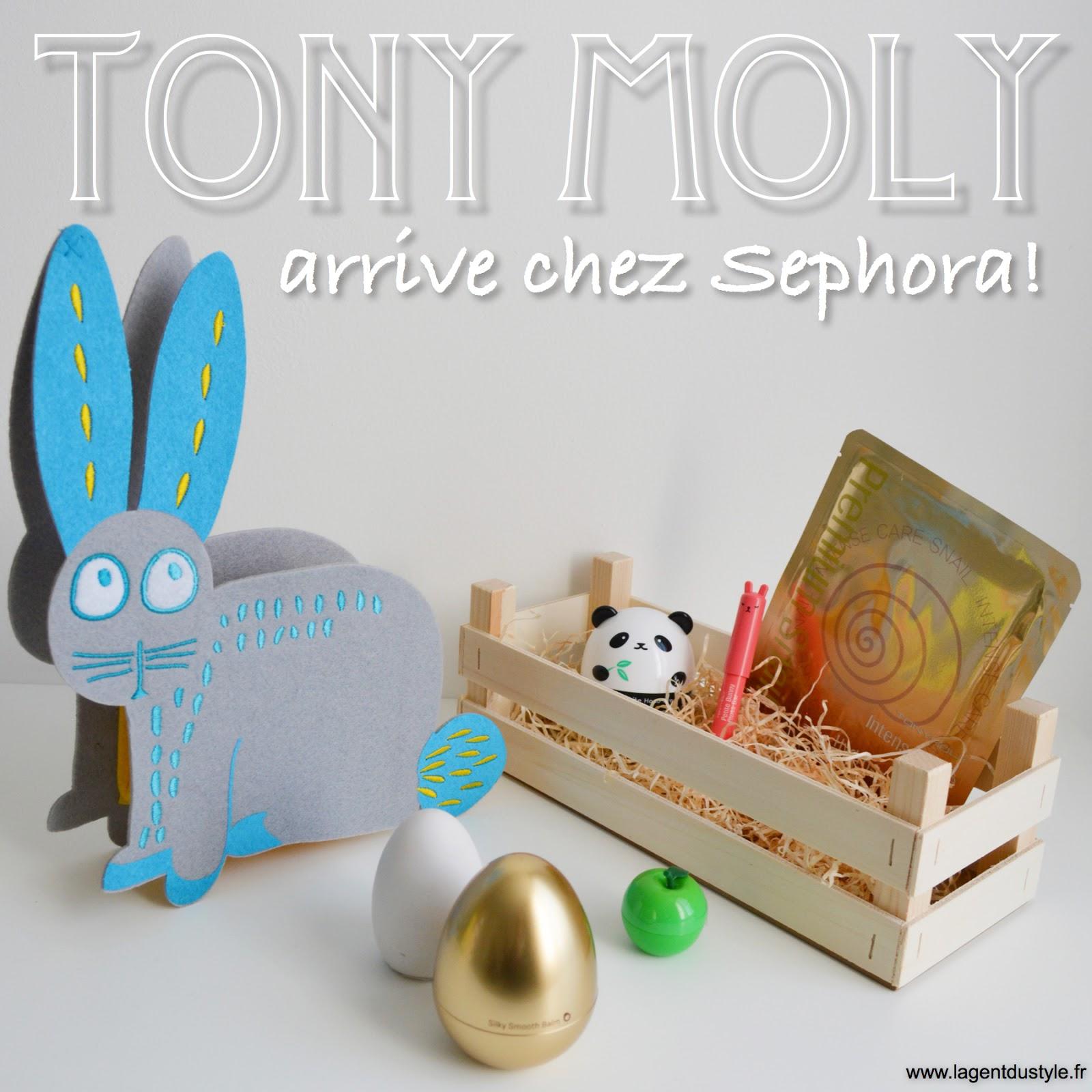 tony moly chez sephora
